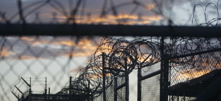 Guantanamo Bay Naval Base, Cuba.