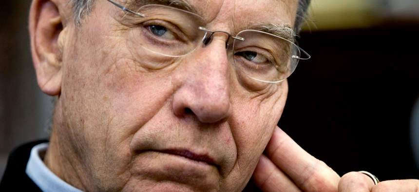 """""""Transparency changes behavior,"""" Sen. Chuck Grassley, R-Iowa, said in an April 11 statement. """"HUD needs to embrace that idea. I'm looking forward to the public release of housing authority salary data."""""""