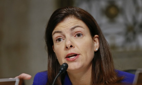 Sen. Kelly Ayotte, R-N.H.