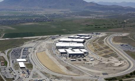 The National Security Agency's Utah Data Center
