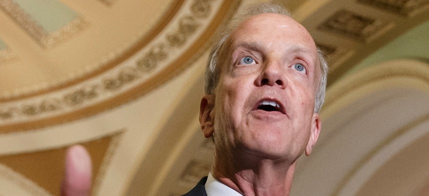 """""""VA personnel should be accountable for their actions; otherwise the current system of mediocrity and failure will remain,"""" Sen. Jerry Moran, R-Kan., said."""