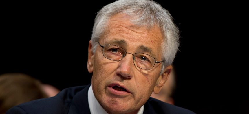 The House Armed Services Committee Wednesday will hold a hearing at which Defense Secretary Chuck Hagel is scheduled to appear.
