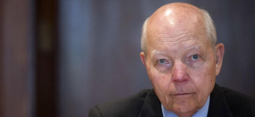 nternal Revenue Service Commissioner John Koskinen