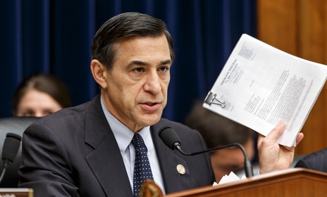 """The causal relationship between this rhetoric and the IRS targeting is clear,"" said Rep. Darrell Issa, R-California."