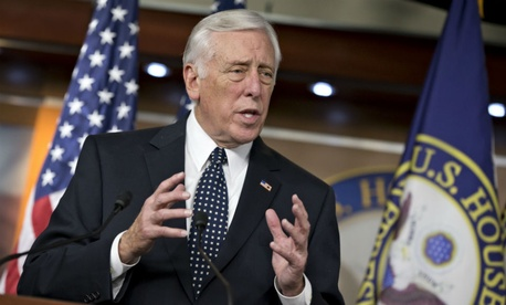 House Minority Whip Steny Hoyer, D-Md
