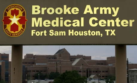 Sgt. Bowe Bergdahl is recovering at the Brooke Army Medical Center.