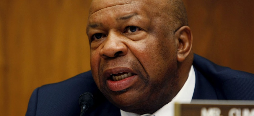 Rep. Elijah Cummings, D-Md.
