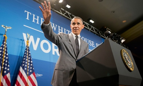 The White House Summit on Working Families was held June 23.