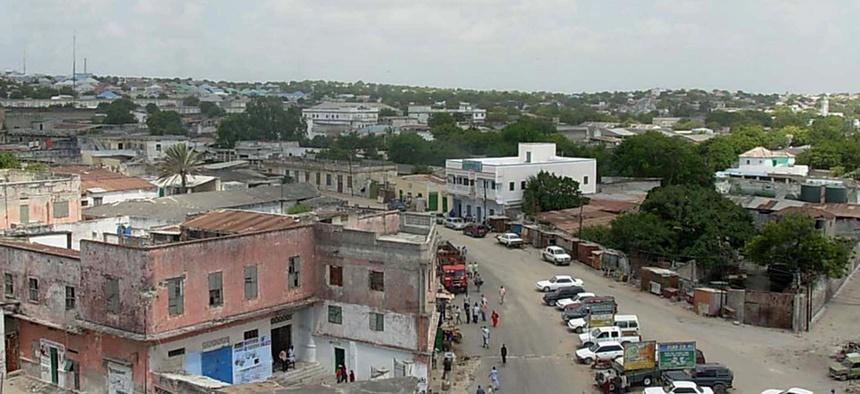 Mogadishu is Somalia's largest city.