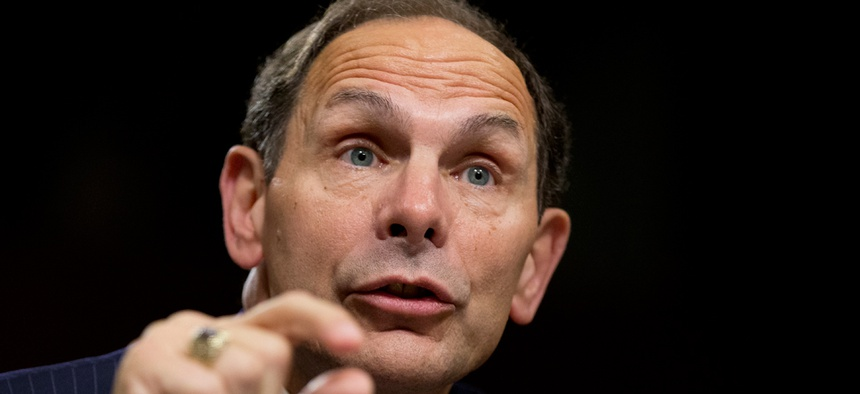 Robert McDonald said that, if confirmed to oversee the department, he would take action on reforms during his first 90 days in office.