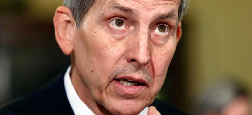 Department of Veterans Affairs Acting Secretary Sloan Gibson