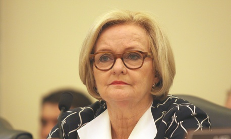 """NTIS has been trying to profit by selling documents that have little, if anything to do with scientific or technical information, like the Armed Forces Recipe Book,"" Sen. Claire McCaskill, D-Mo.,  said."