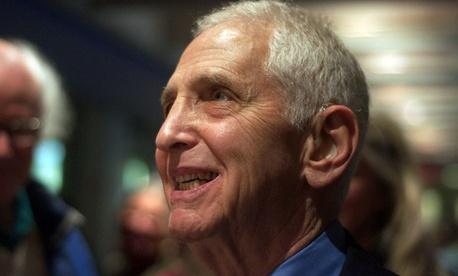 Daniel Ellsberg, releaser of the Pentagon Papers