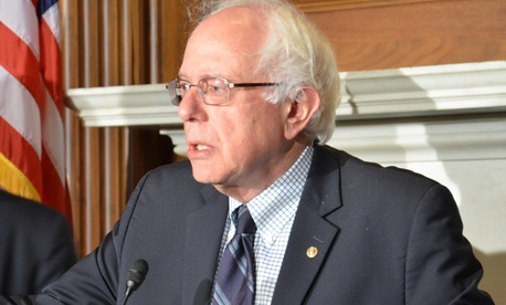 Sen. Bernie Sanders (pictured) is working with Rep. Jeff Miller on the deal.