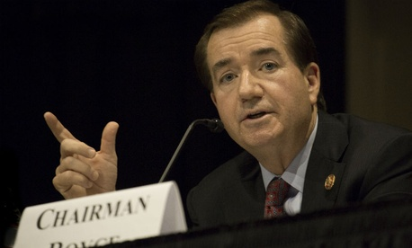 Rep. Ed Royce, R-Calif., introduced the bill in April.