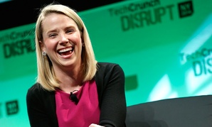 According to studies, Yahoo! CEO Marissa Mayer's blonde hair is worth a year of extra schooling.