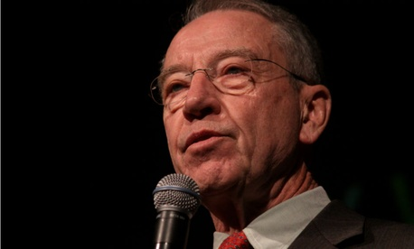 Sen. Charles Grassley, R-Iowa, says the case shows the system for investigating IGs is broken.