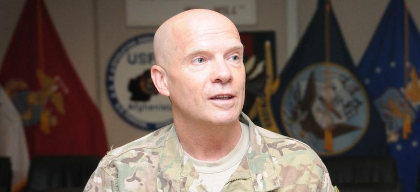 Major General Kenneth Dahl will question Bergdahl.