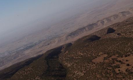 Mt. Sinjar in 2006.