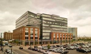 EPA's Region 8 headquarters building in Denver.