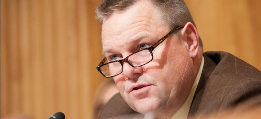 Sen. Jon Tester, D-Mont., urged the intelligence chief to send a stronger message.