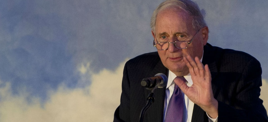 Sen. Carl Levin, D-Mich., released the new report.