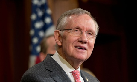 Majority Leader Harry Reid has said Sept. 23 will be the Senate's last day before the election.