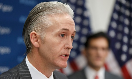 Rep. Trey Gowdy, R-SC, is the chairman of the committee.