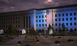 The Pentagon Sept. 11 Memorial was dedicated in 2008.