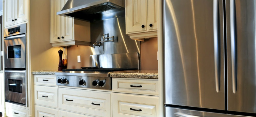Nonessential amenities in the homes in Ajo, Arizona, included stainless steel appliances, the IG found.