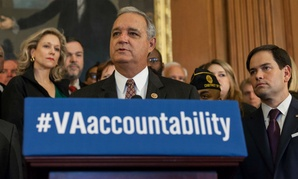 Rep. Jeff Miller, R-Fla., introduced a new measure to recoup bonuses already paid to employees already found guilty of misconduct.