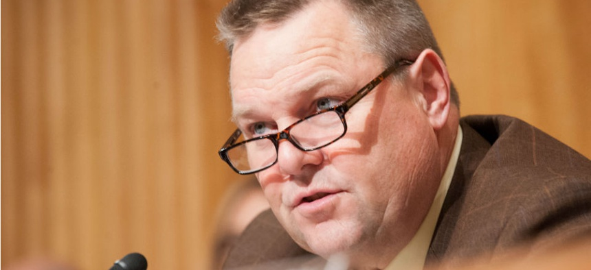 Sen. Jon Tester, D-Mont., was one sponsor of the extension.