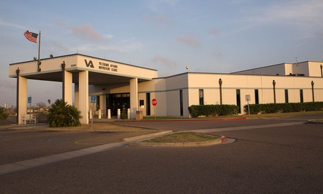 The VA's outpatient clinic in Corpus Christi, Texas is seen in 2009.