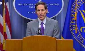 CDC Director Tom Frieden addressed the media Wednesday on the disease.