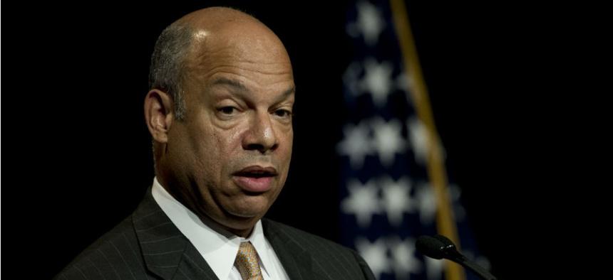 Homeland Security Secretary Jeh Johnson said much of illegal migration is seasonal.