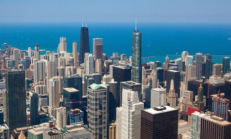 Last year, Chicago announced that it was phasing out health-care benefits for people who retired after August 23, 1989.