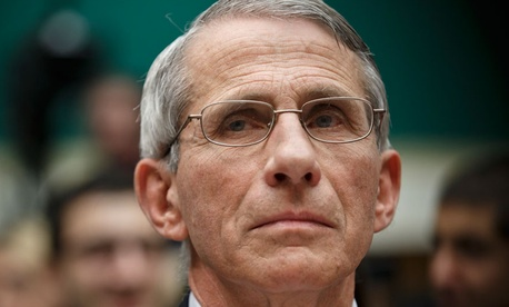 Dr. Anthony Fauci testified before Congress Thursday.