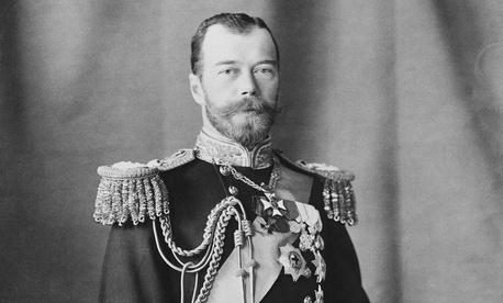 Czar Nicholas II, Emperor of Russia,  was the final Russian Czar.