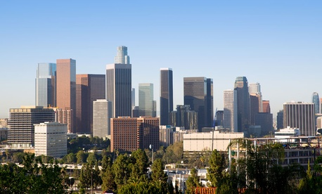 Large metros like Los Angeles seem to have rebounded.
