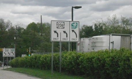 Burlington County is a major mid-Atlantic trucking hub located along the New Jersey Turnpike.
