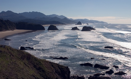 A major megathrust earthquake and tsunami is expected to slam into Oregon's coast at any moment.