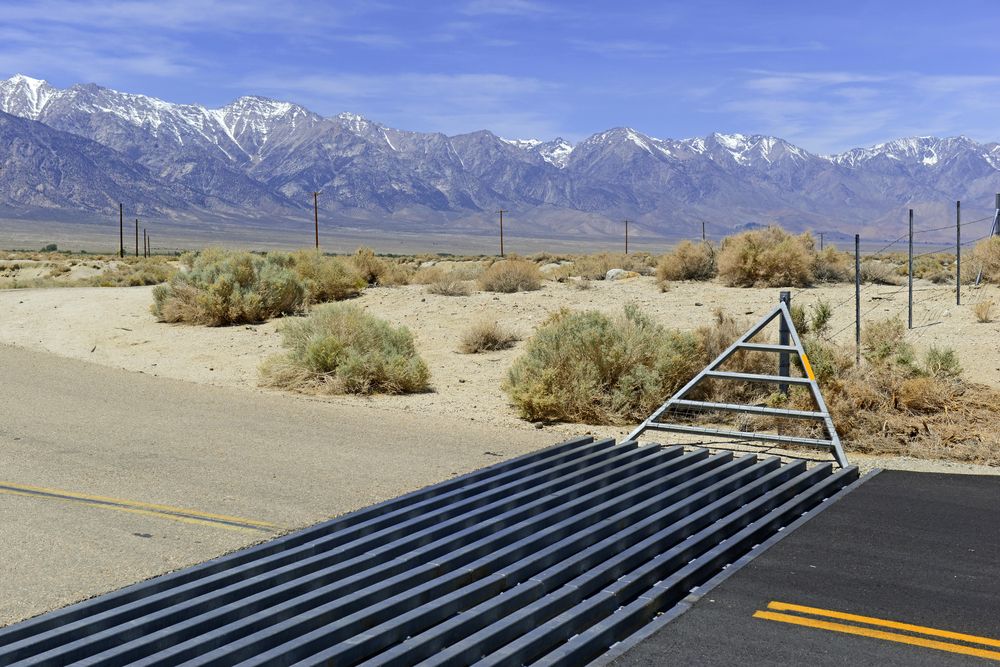 Need Cattle Guard Location Data Utah Has That And Plenty