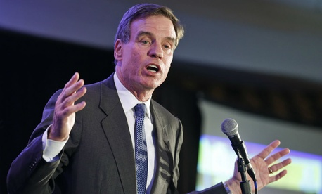 Sen. Mark Warner, D-Va., won re-election, but by a much narrower margin than anticipated.