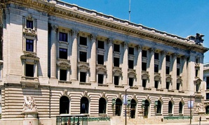 The Howard M. Metzenbaum U.S. Courthouse in Cleveland, Ohio, is one of hundreds of federal buildings that received funding under the 2009 Recovery Act.