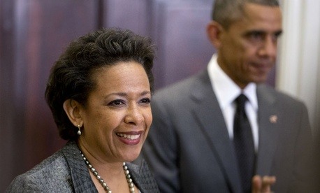 Earlier this month, President Obama nominated U.S. Attorney Loretta Lynch to replace Attorney General Eric Holder. Like dozens of other nominees, she awaits Senate confirmation.