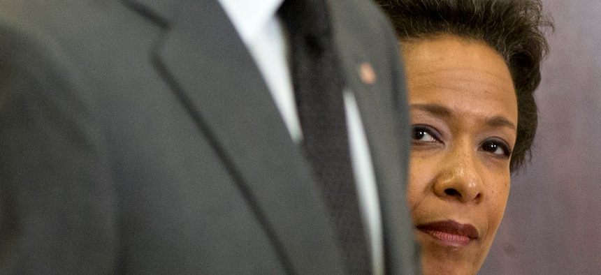 Obama announced Lynch as his pick in early November.
