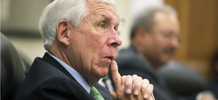 Rep. Frank Wolf, R-Va., said other telework programs across government could be in jeopardy.