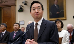 Todd Park, former chief technology officer of the US, prepares to testify on Capitol Hill