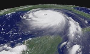 Hurricane Katrina devastated the Gulf Coast in 2005.