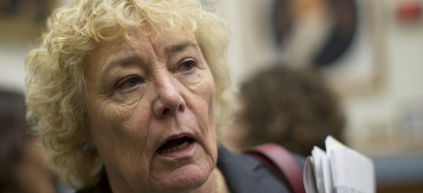 Democratic Rep. Zoe Lofgren is spearheading the efforts.